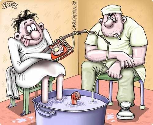 Анекдоты про докторов