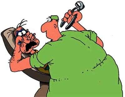Анекдоты про дантистов