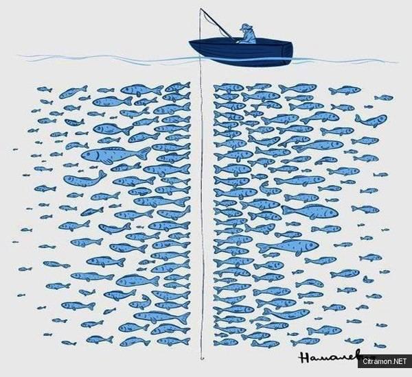 Намалевич - На рыбалке