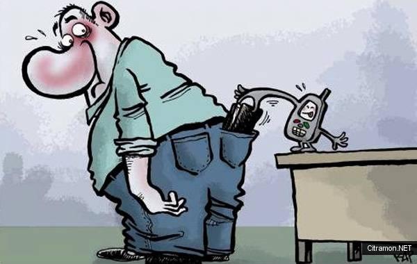 Развод по телефону