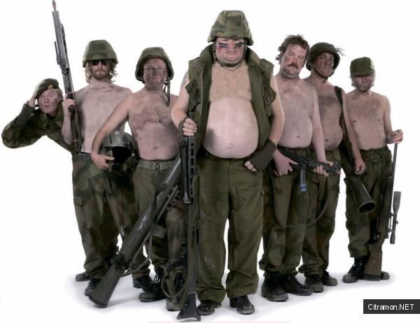 Славные парни из американского спецназа