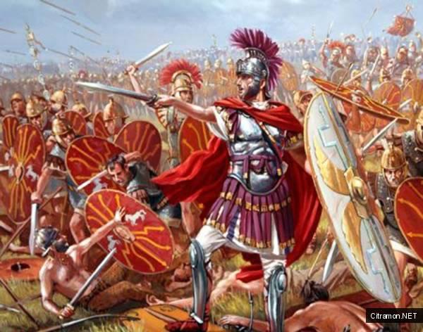 Юлий Цезарь - Пришел, увидел, победил