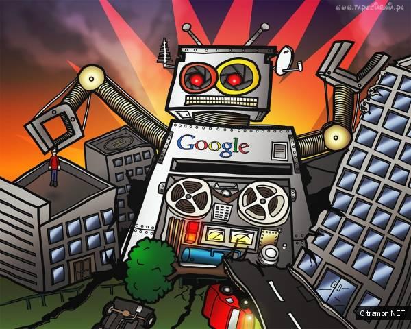 Страшный Гугл-бот