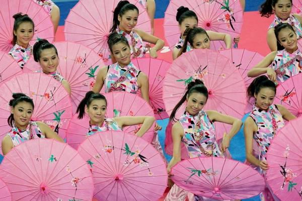 Китайские девицы