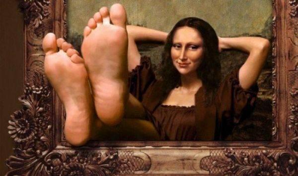 Загадочная улыбка Моны Лизы