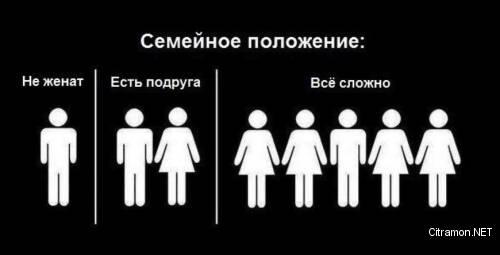 Семейное положение