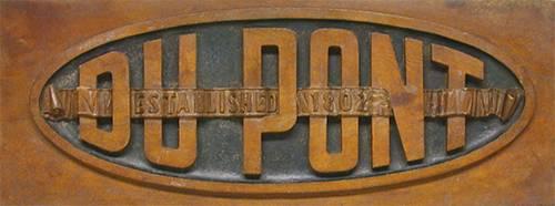 Логотип компании DuPont