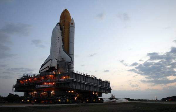 Космический корабль американцев для полетов в ближний космос
