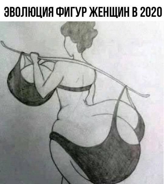 Женщина - 2020