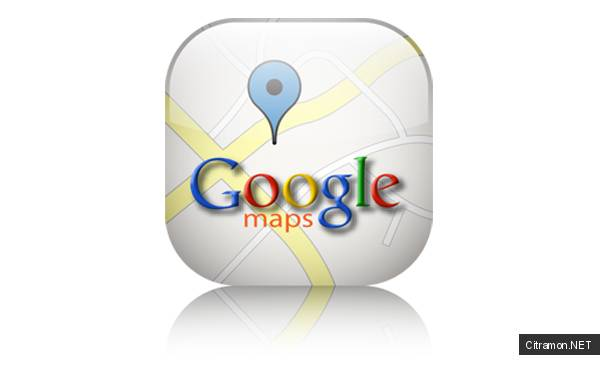 Карта для сайта от Google Maps
