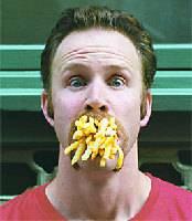Картошка из макдональдса