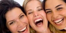 Раскрыта тайна женского смеха!